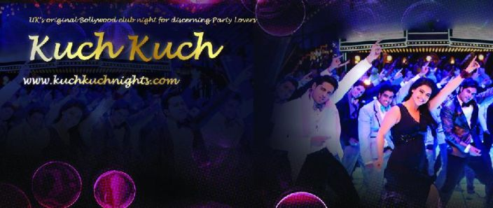 <h3>Sunday 27 Jan. The Ultimate Kuch Bollywood Lovers Party </h3>