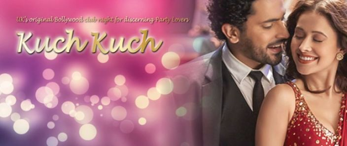 Saturday 31 March - Join Fun Bolly-Fusion Dance Class 9.30pm @KuchKuchNights!