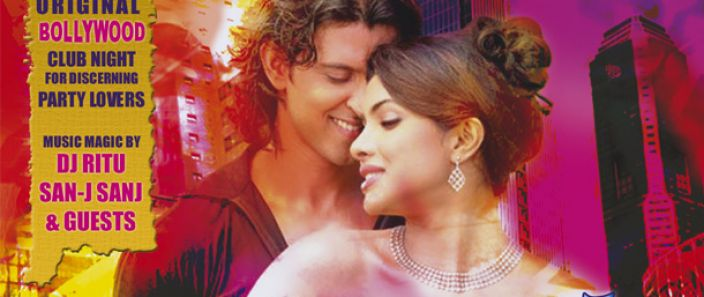 Fall in Love with New Year's Eve Kuch Kuch Bollywood Nights 31 Dec. @DraftHouse Seething Lane