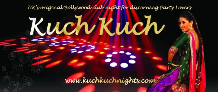 <h3>Kuch Kuch Club Nights @Alice, London CLOSED for now</h3>