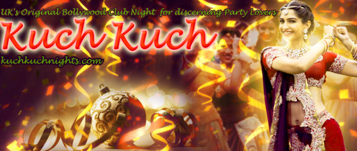 31 December Kuch Kuch New Year's Eve Bollywood Lovers Party @Draft House Chancery Lane, EC4A 1DE