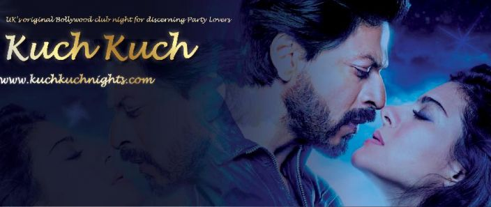 New Year's Eve Party Monday 31 December 2018 for Kuch Kuch Bollywood Lovers @Draft House Chancery.
